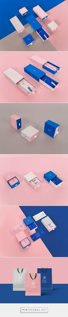 Blue Bird Jewellery packaging design / by Seunghee Sammy Yi - gold jewellery online, sale jewellery online, jewellery designs online shopping *ad
