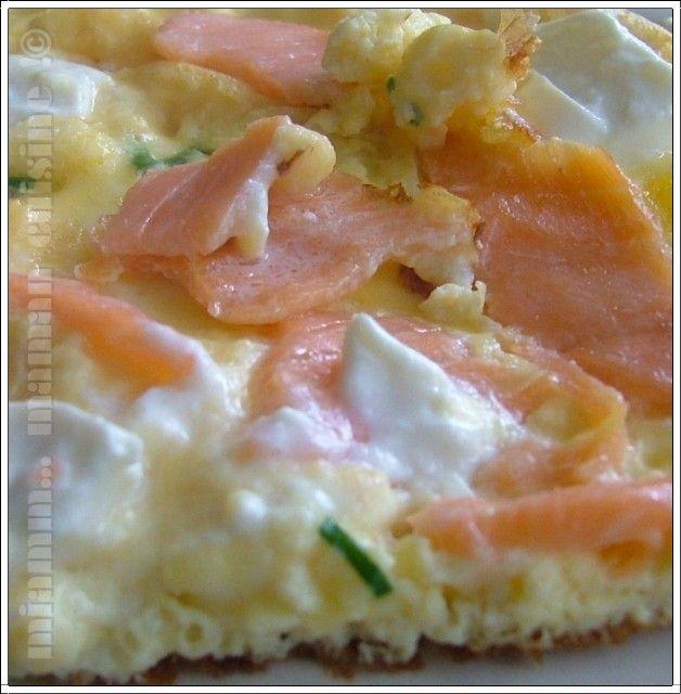 La tortilla nordique de Julie Andrieu - Miamm... Maman Cuisine !