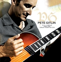 """Pete's first CD from 2008, featuring Rachel Eckroth, Jeff Kashiwa, Dominic Amato, Mel Brown and Michael Broening. Produced by John Herrera. #1 single """"Sunshine Days""""."""