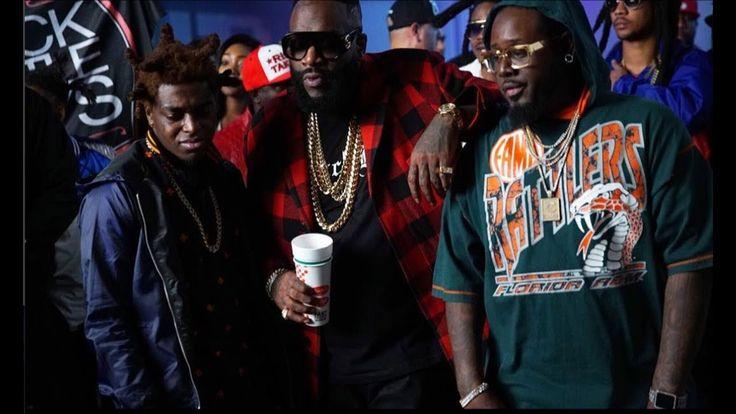 Florida Boyz - Kodak Black, Rick Ross & T Pain: Behind The Scenes - YouTube