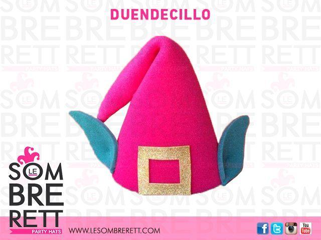 Sombreros de Hule Espuma Navidad