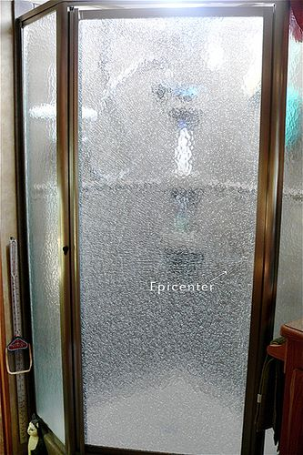 Cleaning Shower Glass Vinegar Microwave And Glass Doors
