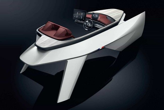 Peugeot Teams Up with Beneteau to Create Impressive Sea Drive Concept ➤ To see…
