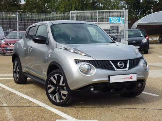 Used 2014 (63 reg) Silver Nissan Juke 1.5 dCi N-Tec 5dr for sale on RAC Cars