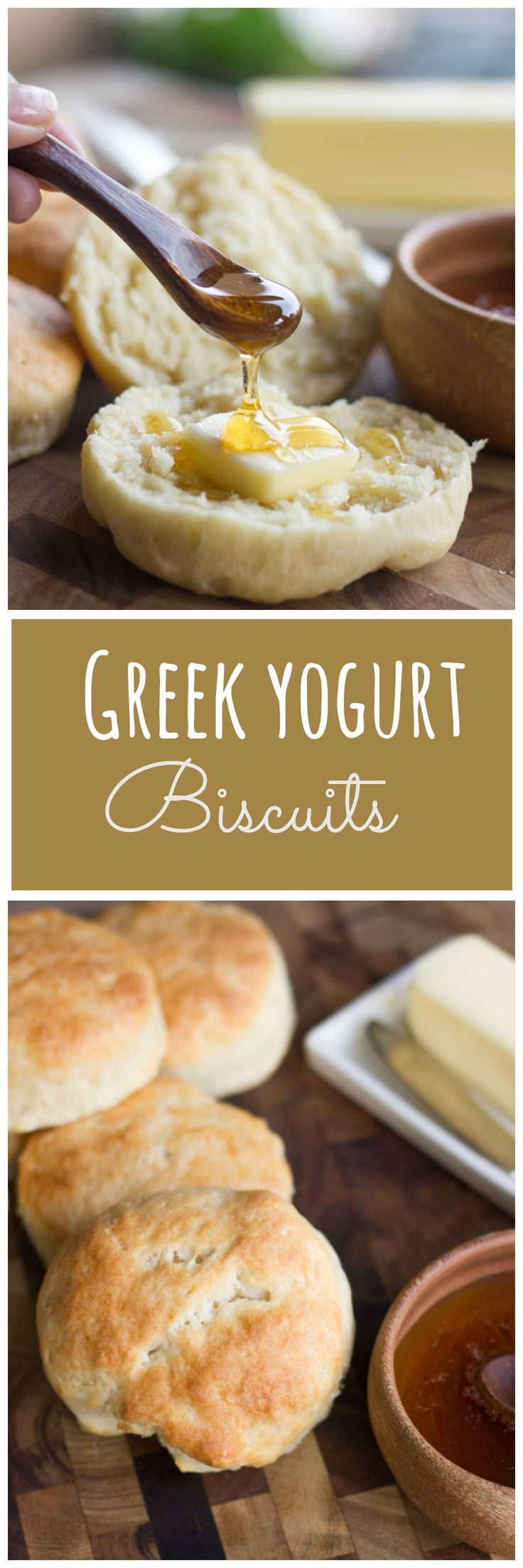 Soft, fluffy biscuits made a little healthier!