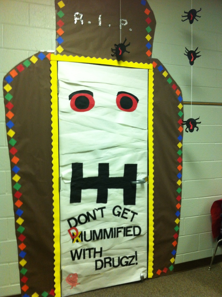 Free Decorating Ideas 148 best red ribbon week door decorating ideas images on pinterest