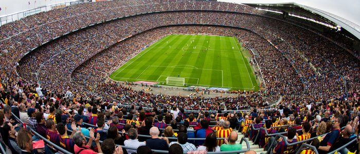 Camp Nou stadium. / Author: Germán Parga. / Photo courtesy of: FC Barcelona.