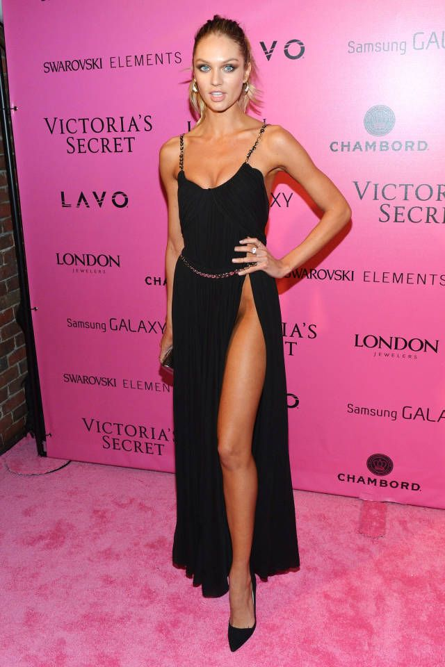 Victoria Secret Angel, Candice Swanepoel's, sexiest looks here: