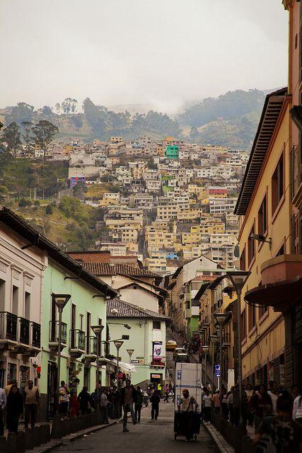 Quito, Ecuador by BeyondBordersMedia, via Flickr