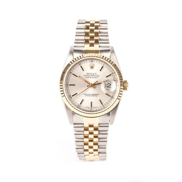 Pre-Owned Rolex Oyster Perpetual Datejust