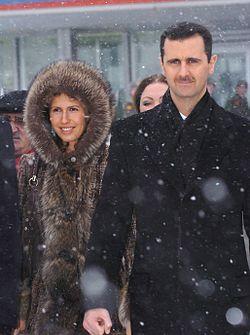 Asma al-Assad - Wikipedia