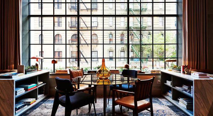 Booking.com: Hotel SIXTY Soho , Nova York, EUA - 309 Opiniões dos hóspedes . Reserve já o seu hotel!
