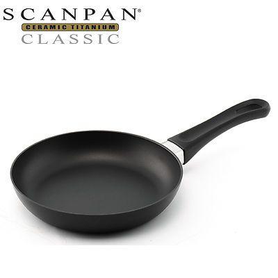 Scanpan Classic Fry Pan 20cm BNIB FREE POSTAGE FRYPAN