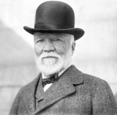 a biography of andrew carnegie an american businessman from the 19th century Andrew carnegie ruthlessly dominated the american steel industry for a quarter-century before devoting himself a very tough businessman, carnegie undercut.