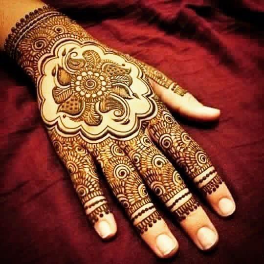 Henna Art (1 hour)
