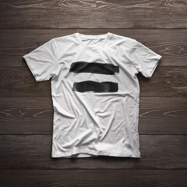 The parallel t-shirt