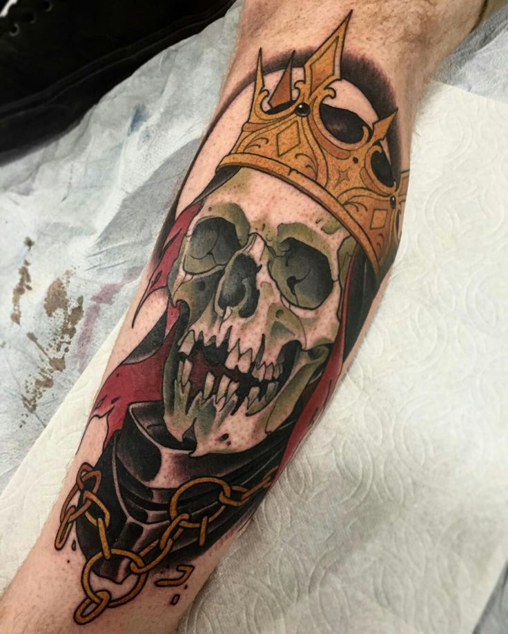 Traditional Flash Skull Tattoos: 134 Best Ink I Dig Images On Pinterest