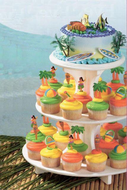 Índios e Cowboys: Festa infantil vintage: Surf, Surf, Surf!