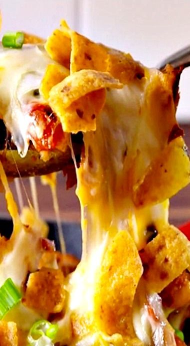 Chicken Frito Pie ❊