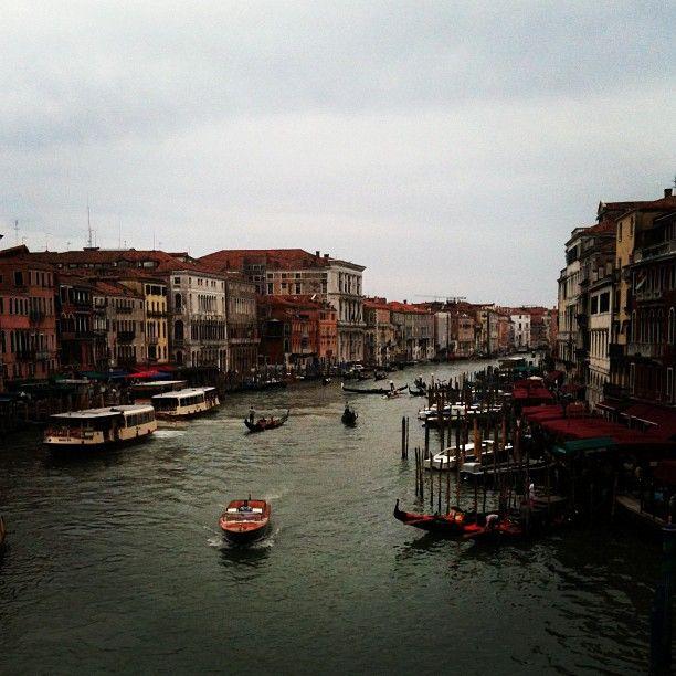 Ponte di Rialto #venice #igersveneto #igersvenezia