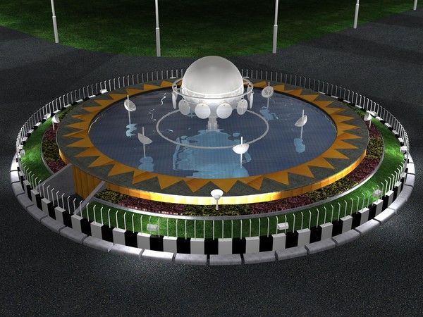 17 Best Images About Roundabout Ideas On Pinterest