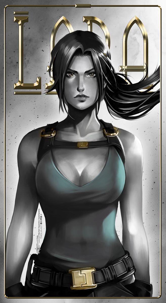 Lara Croft Temple of Osiris - Lara by TholiaArt.deviantart.com on @DeviantArt