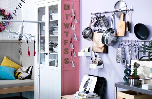 IDÉES DÉCO ET SOLUTIONS IKEA