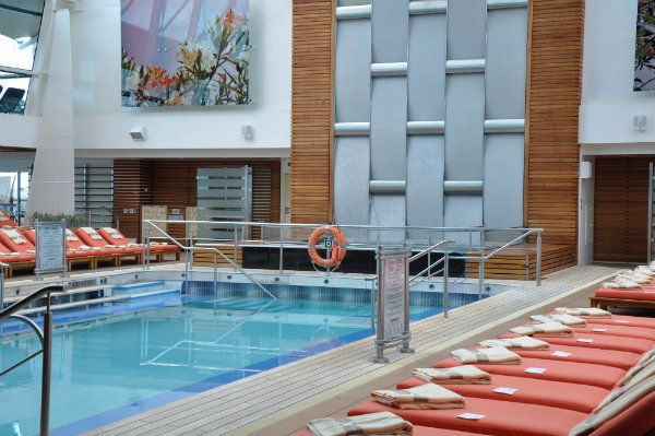 Behind the Scenes: Celebrity Eclipse Cruise Ship