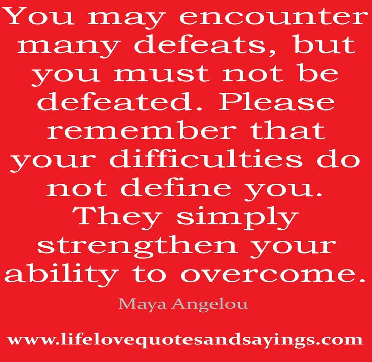 Maya Angelou Quote People Will For Get: Overcoming Obstacles Quotes Maya Angelou. QuotesGram