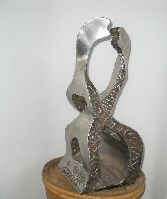 Atanas Kolev, Sculptor bulgarian and live in Pochlarn, Austria