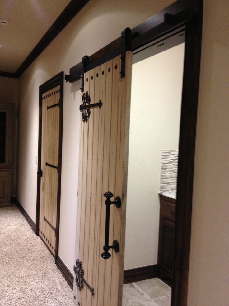1000 Images About Barn Doors On Pinterest Sliding Doors
