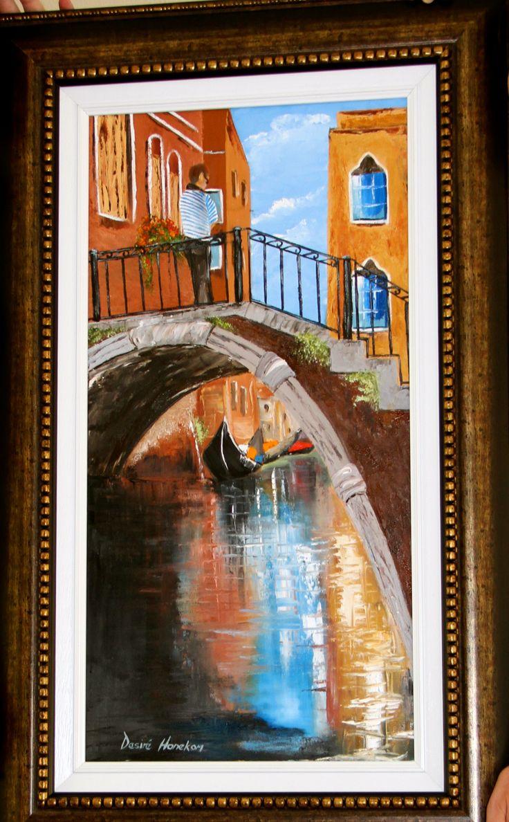 Venice Artist: Desire Hanekom