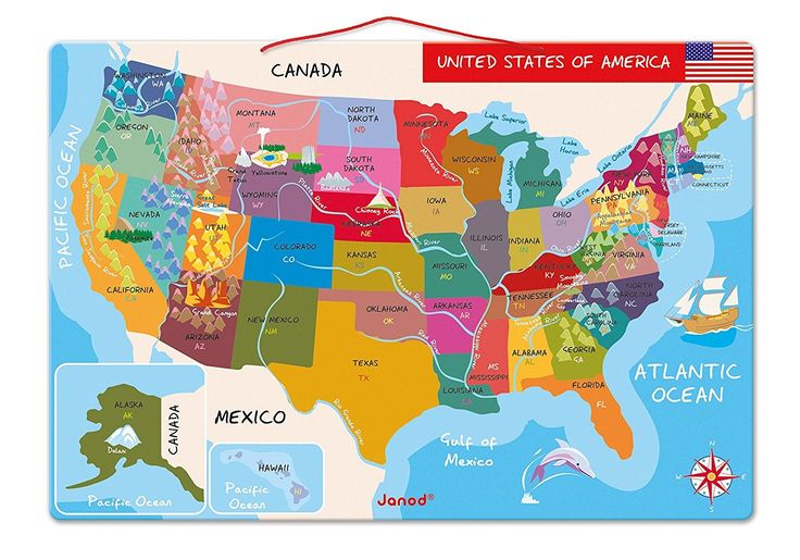 This USA Map 60-piece kids puzzle by Masterpieces is an interactive - new world map online puzzle
