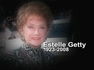 More Estelle Getty NewsMore Estelle Getty Videos