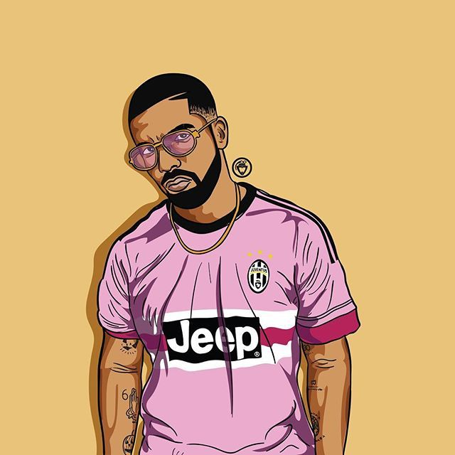 Black Cartoon, Cartoon Art, Cartoon Ideas, Dope Cartoons, Trill Cartoon,  Trill Art, Hip Hop Art, Iphone Wallpapers, Dope Wallpapers