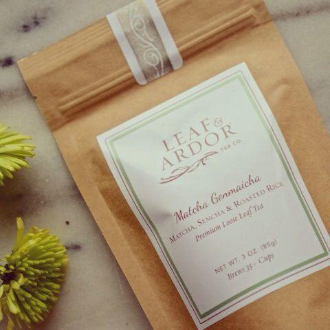 Matcha Genmaicha Tea | Leaf & Ardor