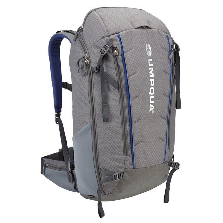 AvidMax - Umpqua Surveyor 2000 ZS Fly Fishing Backpack, $179.95 (http://www.avidmax.com/umpqua-surveyor-2000-zs-fly-fishing-backpack/)