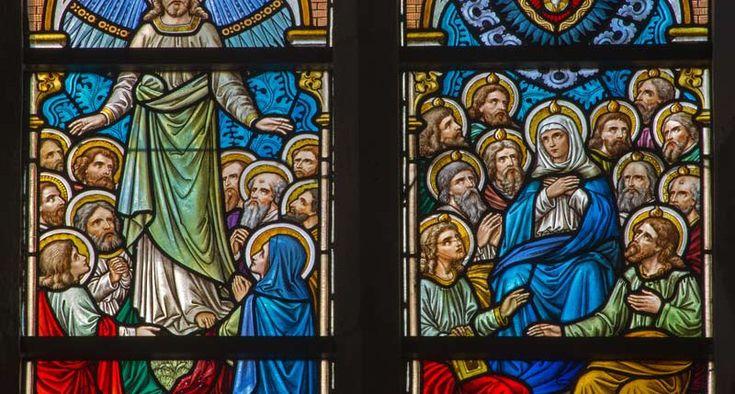 Beschreibung #Feiertag Christi #Himmelfahrt