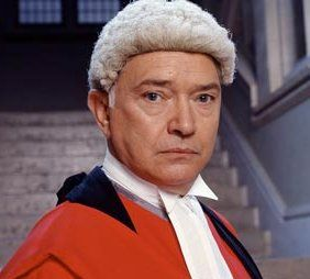 Martin Shaw  Judge John Deed