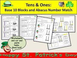 Image result for tens and units abacus worksheets