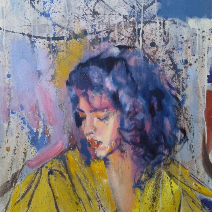 Self Portrait, Art. Teona