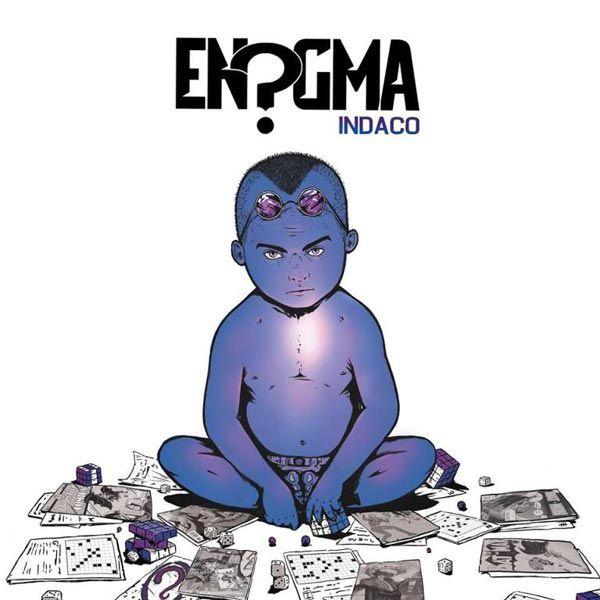 """Indaco"" il nuovo album di En?gma | Hiphopmadeinita.it - hip hop italiano, rap…"