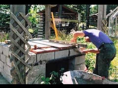 how to build a wood fired generator