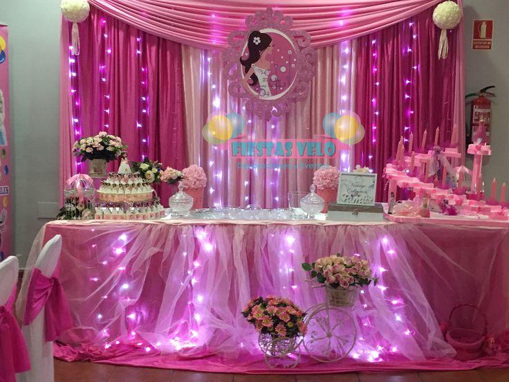 Decoraciones De 15 Anos: Pin De Decoraciones Para Eventos Fiestas Velo En