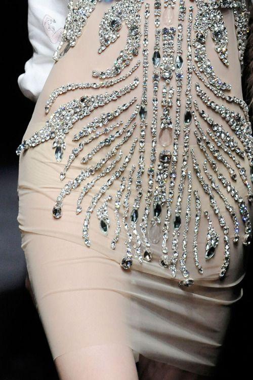 Swarovski Crystal Fashion Embellishment Details