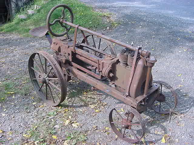Vintage Garden Tractor Plow : Best images about garden tractors on pinterest