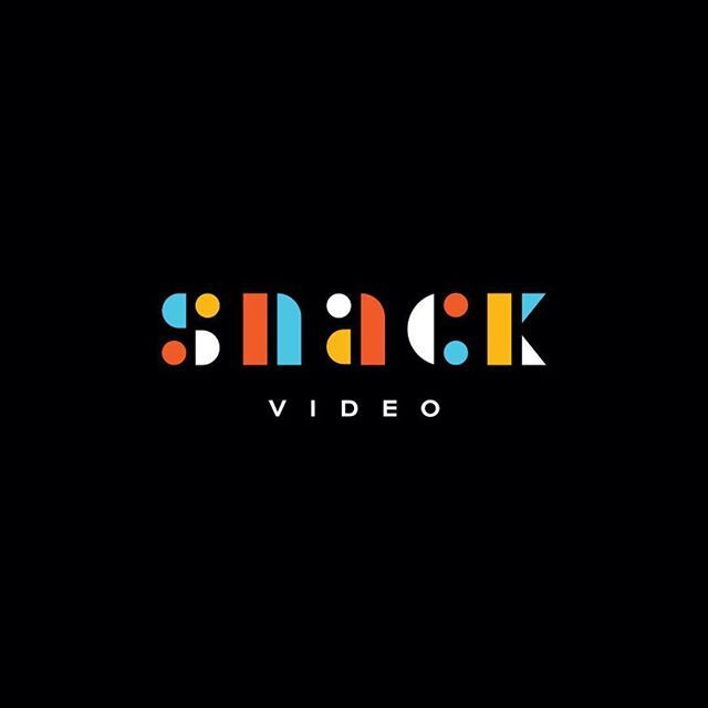 Logo inspiration: Snack Video by Jen B. Peters @jenbpeters Hire quality logo and branding designers at Twine. Twine can help you get a logo, logo design, logo designer, graphic design, graphic designer, emblem, startup logo, business logo, company logo, branding, branding designer, branding identity, design inspiration, brandinginspiration and more.