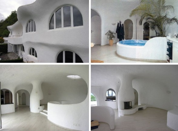 27 best architecture clay houses by peter vetsch for Peter vetsch earth house