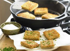 Potato, Quinoa, and Cumin Hash Browns http://www.chow.com/recipes ...