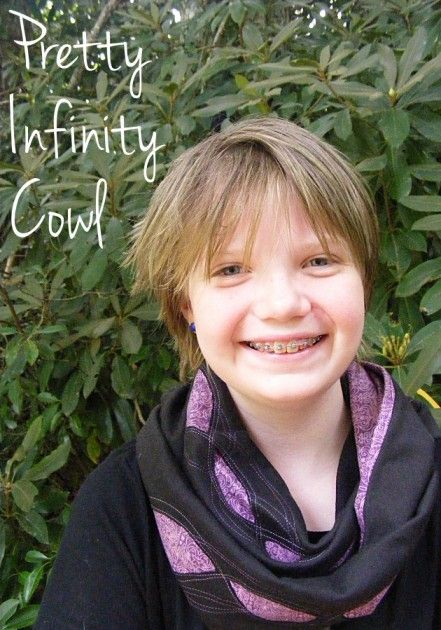 cosmos infinity cowl